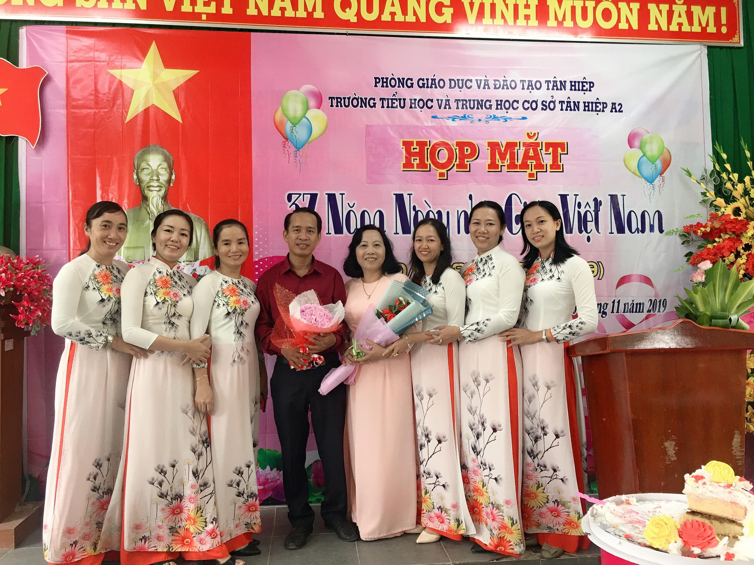 Kỷ niệm 37 năm Ngày Nhà giáo Việt Nam (20/11/1982 -20/11/2019)